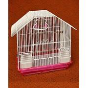Клетка для птиц № A405 фото