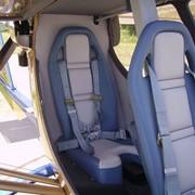 Салон самолета Х-32 `Бекас` 017, пр-во Авиационная фирма Лилиенталь Lilienthal (Украина) / Production in Lilienthal Aircraft Company, Ukraine фото