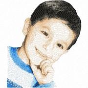 Вышивка портретов Донецк вышивка портретов по фотографиям машинная вышивка портретов заказать вышитый портрет фото