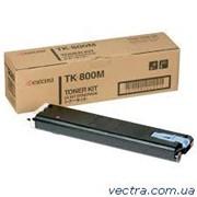 Тонер Kyocera TK-800M (370PB4KL) фото