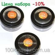 НАБОР РЕСНИЧКИ ШЕЛКОВЫЕ ДЛИНA 8-10-12 ММ фото