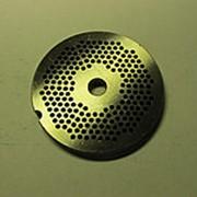 Z638.100 Решётка #22 для промышленной мясорубки Aurea системы ENTERPRISE (Д-82/11мм) фото
