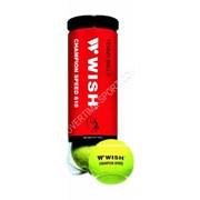 Мяч для большого тенниса WISH 610 фото