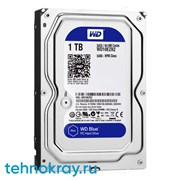Жесткий диск Western DigitalWD BLUE DESKTOP 1 TB ( фото