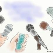 Организация мероприятий для СМИ (пресс-конференции, брифинги) фото