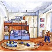 Мебель детская комплекты| детской мебели
