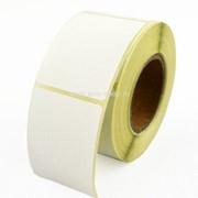 Этикетки 58х60 мм (термобумага ТОП желтая) (500 эт. в рол., вт.40) фото