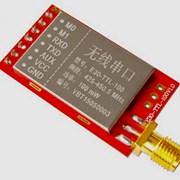 Радиомодем  RS232, RS485, UART/TTL 433МГц.  фото