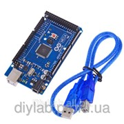 Arduino MEGA 2560 ATmega2560-16AU + USB Cable фото