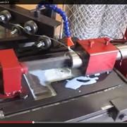 Станок для производства сетки рабицы автоматический СА-2 фото