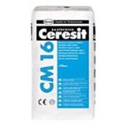 Клей для плитки купить Ceresit CM 16 фото