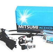 Комплект ксенона Mitsumi 4300К (бело-жёлтый цвет), 5000К (белый цвет), 6000К (бело-голубой цвет). фото