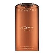 Bvlgari Мужской шампунь-гель для душа Bvlgari - Aqua Amara 915258BVL 200 мл фото