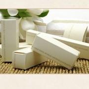 Аксессуары в картонной упаковке Mat cream фото