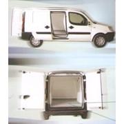 Термоизоляция (утепление) цельнометаллических фургонов фото