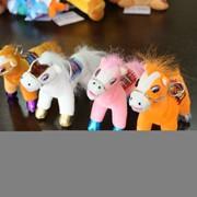 Мягкая игрушка Китай лошадка ES1010 фото