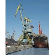 Погрузка / разгрузка навалочных грузов: руда, окатыш, уголь, железорудный концентрат, кокс фото
