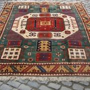 Реставрация антикварных ковров ручной работы фото