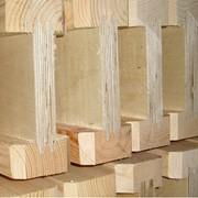 Балка деревянная фото