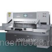 Машина программируемая бумагорезальная, серии YPW-T фото