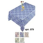 Скатерть ажурная в рулоне Лейс фото