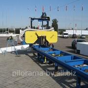 Ленточная горизонтальная пилорама ПЛП-АСТРА-ЕС фото