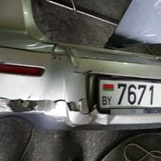Ремонт пластиковых элементов автомобиля фото