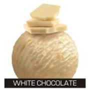 Мороженое с белым шоколадом фото