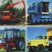 Поставка запасных частей, силовых агрегатов на тракторы, комбайны, автомобили фото