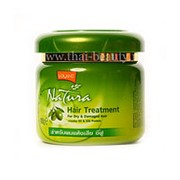 Маска для волос Жожоба для сухих и повреждённых волос Lolane Natura 250 мл фото