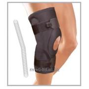 Ортопедический фиксатор ортез на колено со спиральными ребрами жесткости и подушечкой на колено 6130 Genucare ligament фото