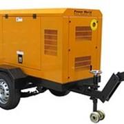 Мобильные дизельные генераторные установки фото