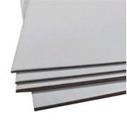 Картон переплетный БЕЛЫЙ толщ. от 1 до 3 мм форматом 930*1050 мм, и другие формати под заказ.Строк изготовления 3-4 дня фото