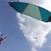 Полеты на параплане с инструктором фото