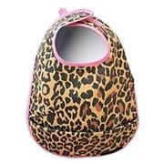 Слюнявчик Elodie Details серии Cheetah, леопардовая расцветка фото