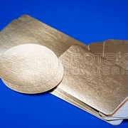 Подложка золото-серебро в ассортименте фото