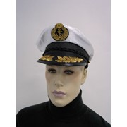 Кепка капитана фото