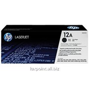 Картридж HP LJ Q2612A original предназначен для HP LJ4200/4300/4250/4350/4345 фото