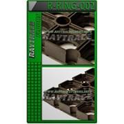 Антискользящий резиновый мат R-RING-002 фото