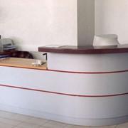 Мебель для ванной комнаты из искусственного камня фото