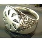 Кольцо с коловратом фото