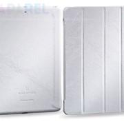 Чехол Borofone General leather case White для iPad Air фото