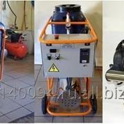 Установки для промывки с насосом и компрессором УКО БУЧА фото