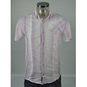 Рубашка мужская (100% хлопок) р.ряд. 46-48-50-52 Артикул: 6204 фото