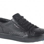 Туфли мужские 161-019, черный фото