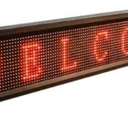 Одноцветные LED экраны,полноцветные LED экраны, светодиодные вывески фото