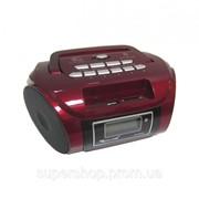 Бумбокс радиоприемник MP3 Golon RX 662Q Red par002569opt фото