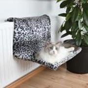 Лежанка Trixie 43148 для кошек на радиатор 58х30х38см фото