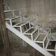 Лестница для мансарды фото