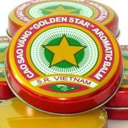 Бальзам золотая звезда вьетнамский фото